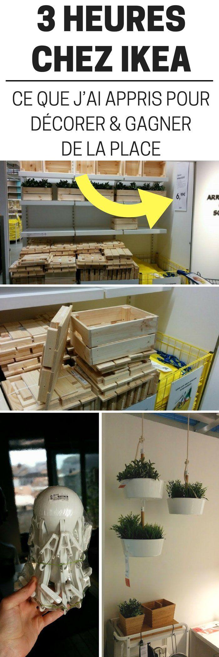 J'ai Passé 3 Heures chez IKEA. Voici Ce Que J'ai Appris pour Décorer et Gagner de la Place