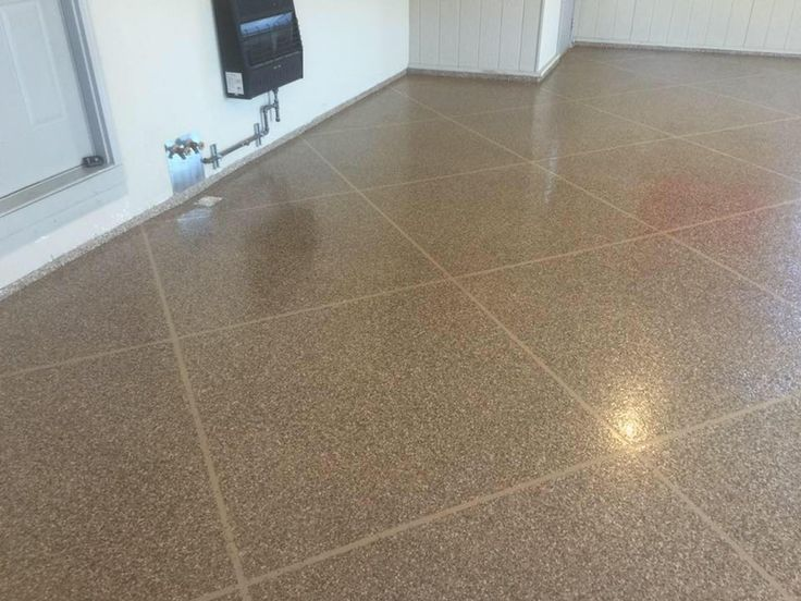 17 Best Images About Epoxy Tile Flake Flooring On