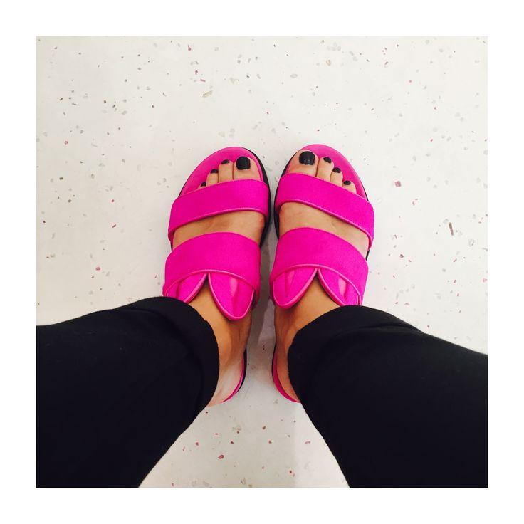 Minna Parikka bunny shoes <3