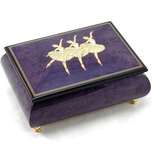 http://www.amazingmusicbox.com/sorrento-music-boxes/balerina-large-plum-P6105.html Balerina Large Plum