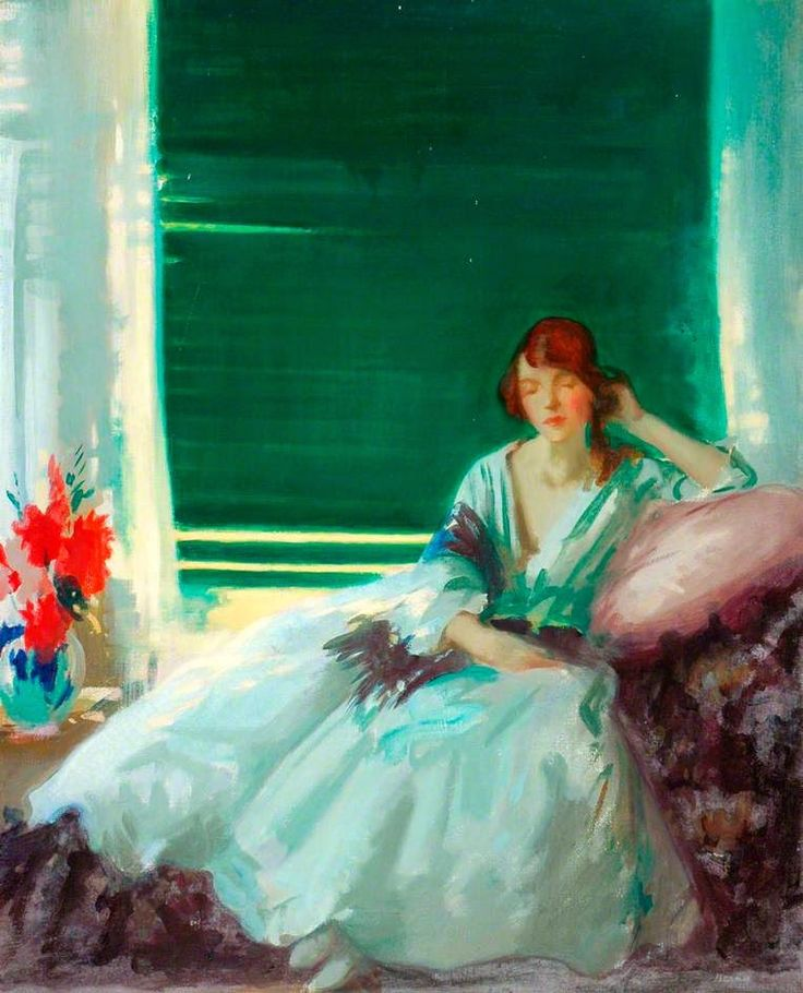 1000+ images about Archibald George Barnes Art on ...
