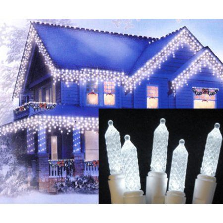 #Christmas For sale Set of 70 Pure White LED M5 Twinkle Icicle Christmas Lights - White Wire for Christmas Gifts Idea Shop Online . Decorating a residence till Christmas is practically as fun as opening presents on Christmas morning. Whether or not you're having guests over for any holiday party otherwise you should make your hous...