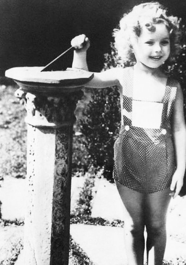 Shirley temple teen hammered unprotected