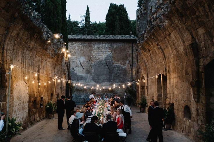 The LANE Real Weddings / A Dreamlike Italian Celebration