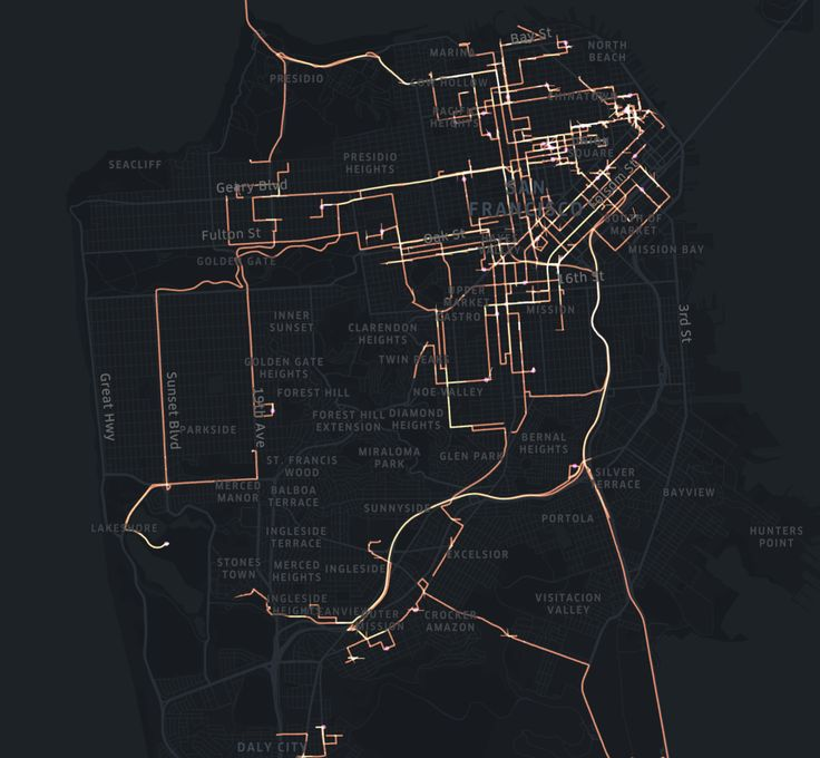Understanding Micro-Mobility Patterns using Geospatial ...