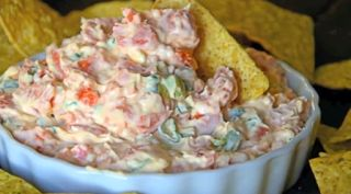 Easy & Delicious Smoked Salmon Dip