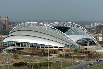 Shenyang Olympic Sports Center, China