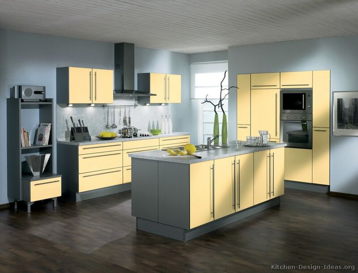 Best 118 Best Yellow Kitchens Images On Pinterest Yellow 400 x 300