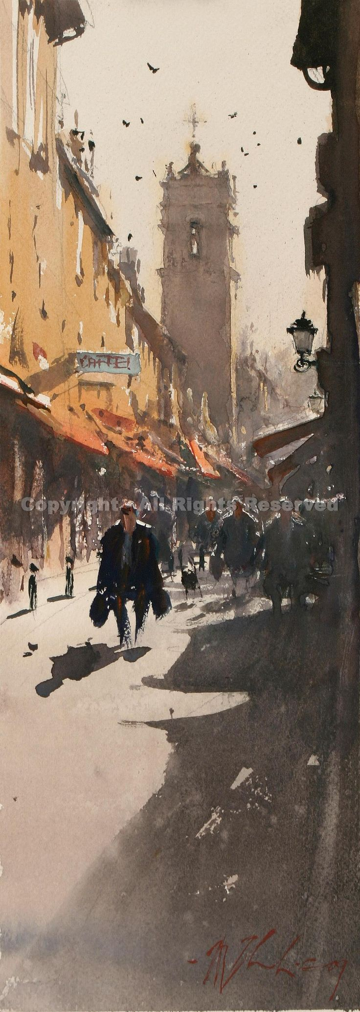 Watercolor artist magazine customer service - Find This Pin And More On Great Artists
