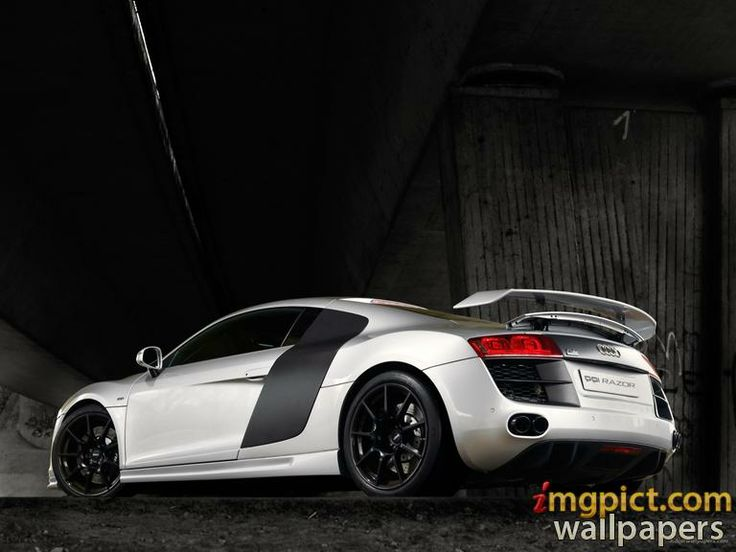 "Click """"Like"""" to GET 2008 PPI Audi R8 Razor Rear Side Wallpaper  High Resolution - no watermark http://www.imgpict.com/wallpapers/2008-ppi-audi-r8-razor-rear-side/  More High Definition Cars Wallpaper  Download Audi Wallpaper  audi,2008,rear,side,razor"