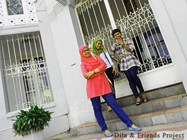 Kota Lama (Old City), Semarang
