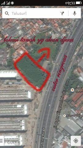 Home Sweet Home: Tanah dijual di Outer Ringroad Cengkareng-Kapuk