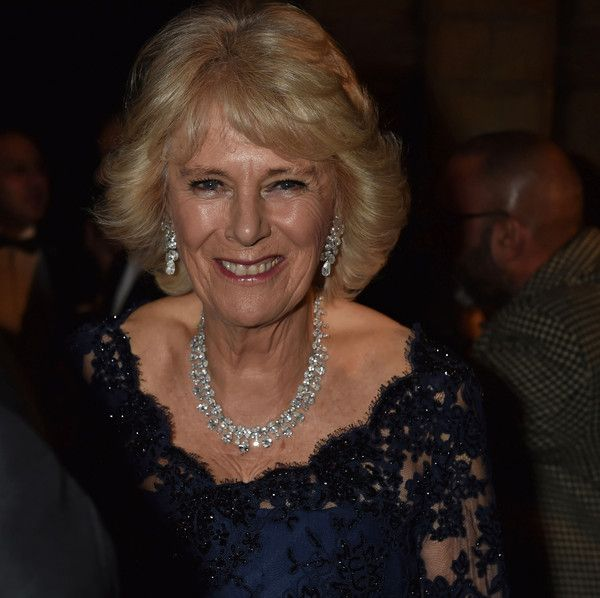 Camilla Parker Bowles Photos - The Prince of Wales and Duchess of Cornwall Attend a Reception and Dinner for Supporters of The British Asian Trust - Dinner Speeches - Zimbio