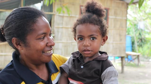 LDS Charities Donates Medical Supplies in Papua New Guinea