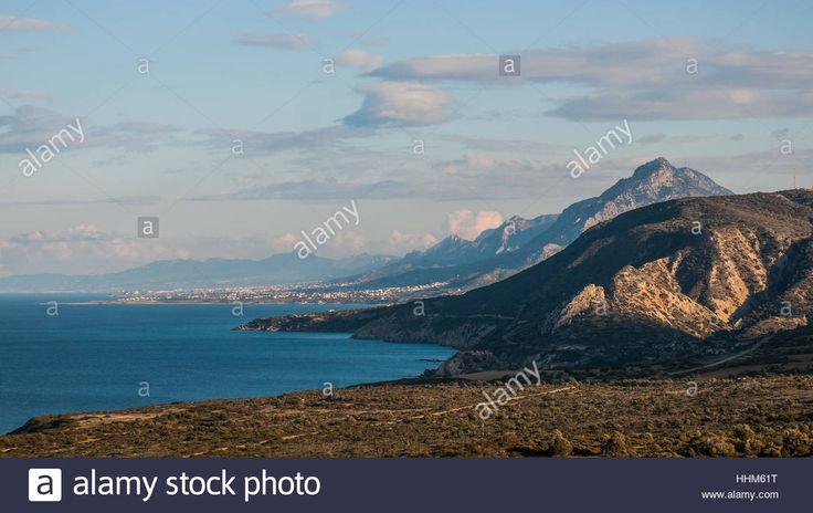 Coat of #northernciprus, #Kyrenia mountains #travel