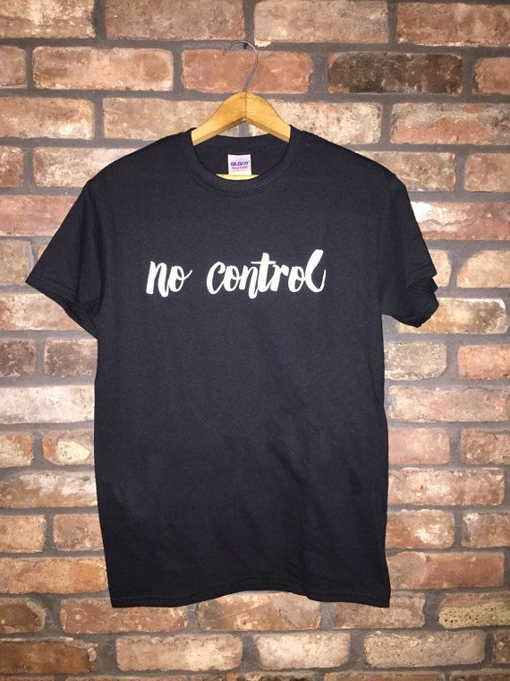 No Control One Direction-TShirt-Unisex TShirt by FrantasticButtons