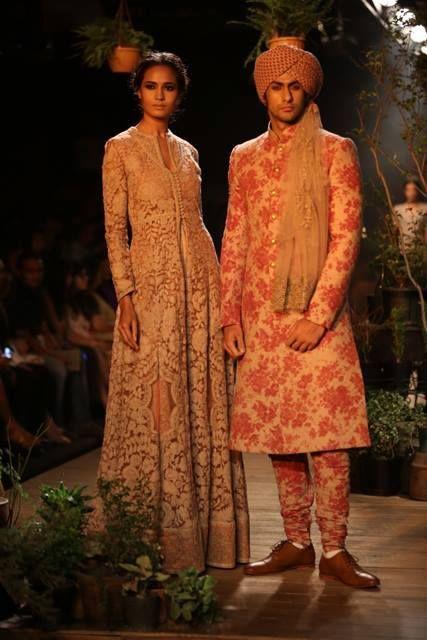 Delhi Couture Week, 2013 Sabyasachi Mukherjee