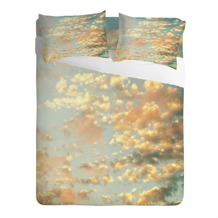 Shannon Clark Softly Sheet Set | DENY Designs Home Accessories