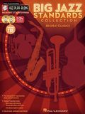 Hal Leonard - Big Jazz Standards Collection Jazz Play-Along Vol. 118 Sheet Music and CD Set - Multi