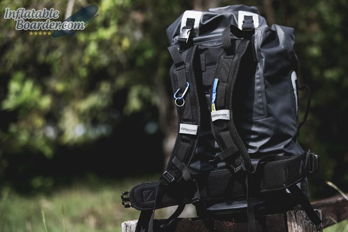 4dcd25bc37 OverBoard 60L Dry Tube Backpack