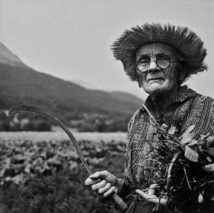 © Vivian Maier - collection John Maloof Ass. Vivian Maier et le Champsaur