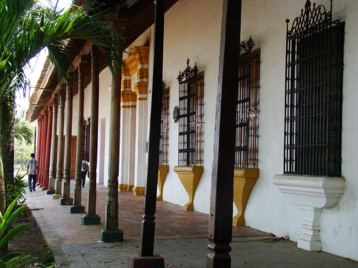 Destino: Santa Cruz de Mompox.
