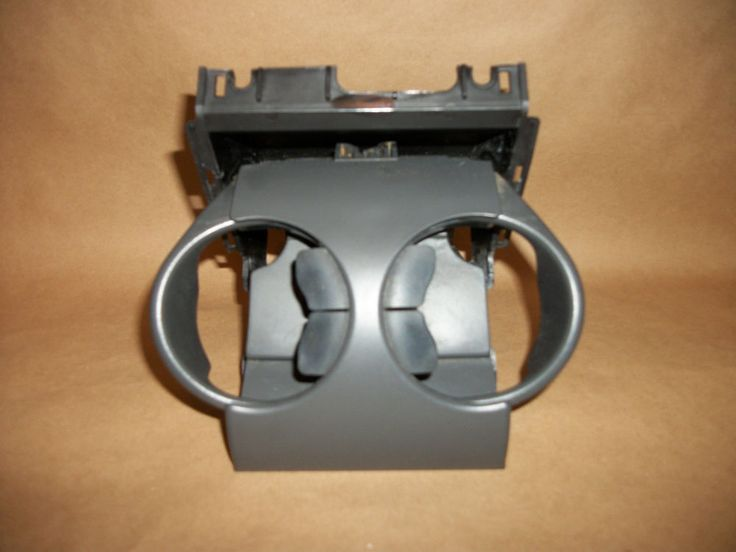 39 99 2001 2005 CADILLAC SEVILLE STS CUP HOLDER Console