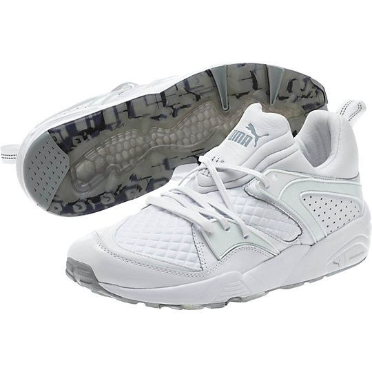 PUMA Meek Mill Bike Life Blaze Of Glory Men | White