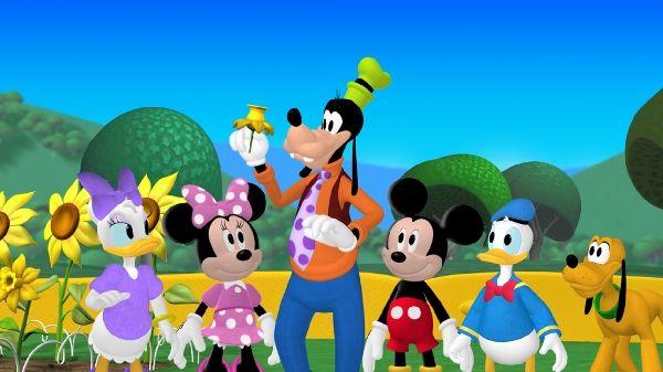 Clubul lui Mickey Mouse (Disney Junior) - pentru copii