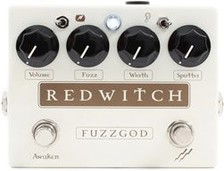 Red Witch Fuzz God II Vintage Pearl FG001