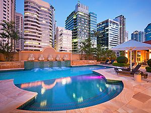 QUAY WEST SUITES BRISBANE - Swimming pool
