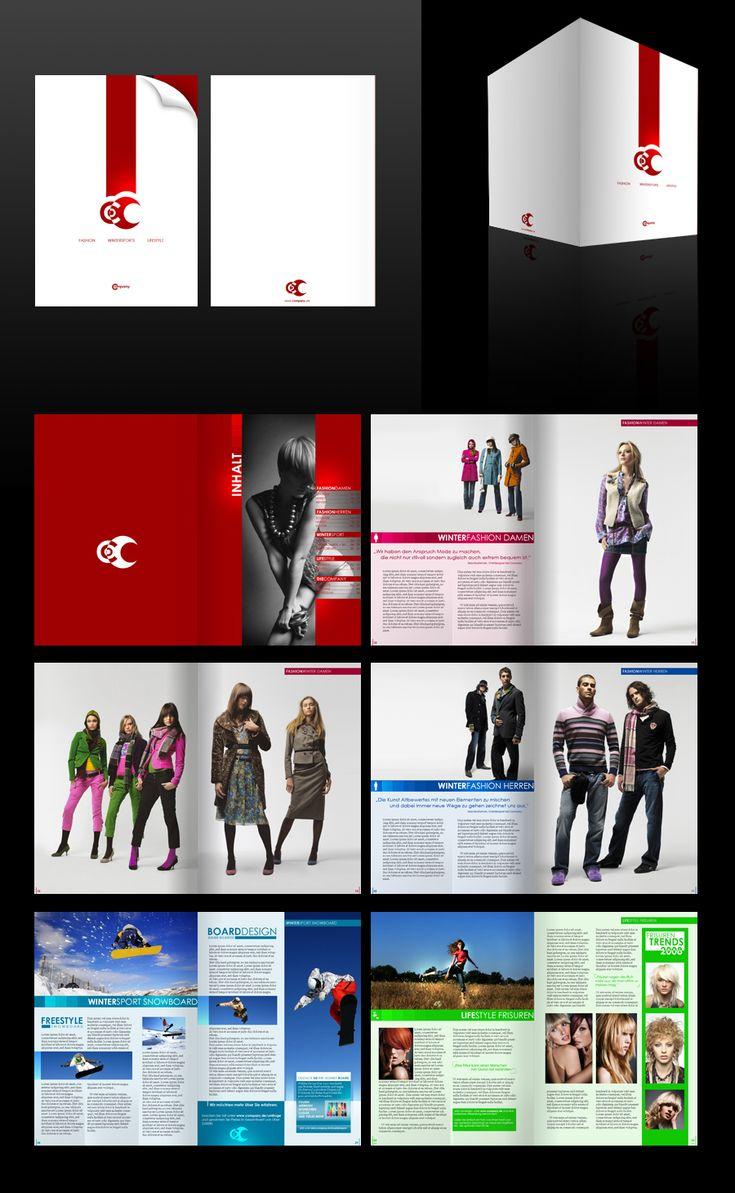 Advertising Brochure by Thurgood.deviantart.com | Print Layouts ...