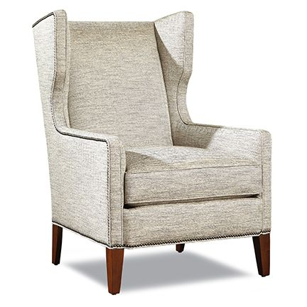 Funky New Wingback Chair   Huntington House 7733 50