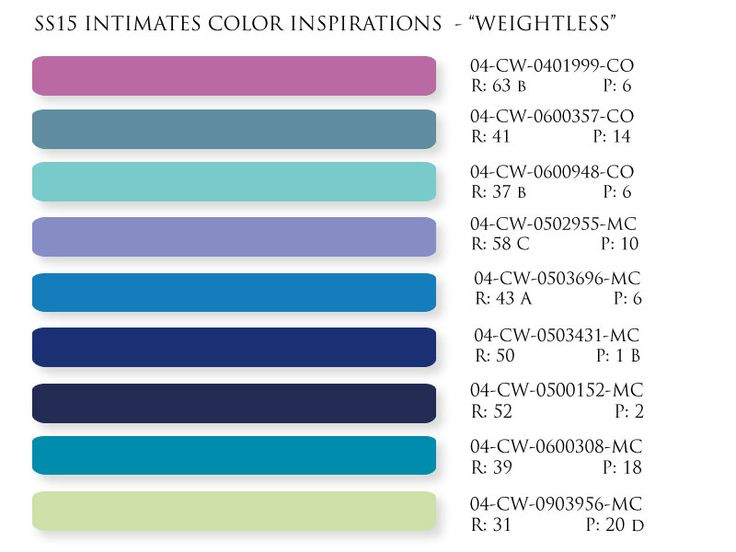 Spring/Summer 2015 Intimate Trends from CSI