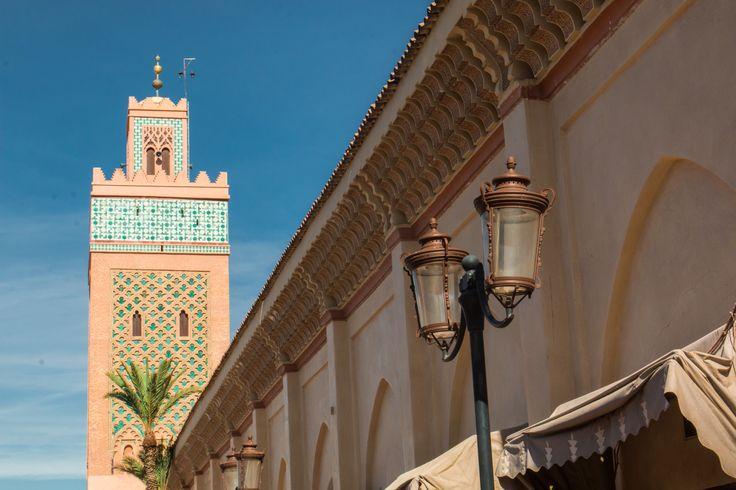 Morocco. Marrakech