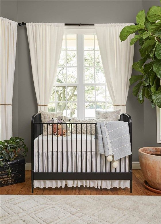 Joanna Gaines shows off baby Crew's room and shares tips for decorating a nursery