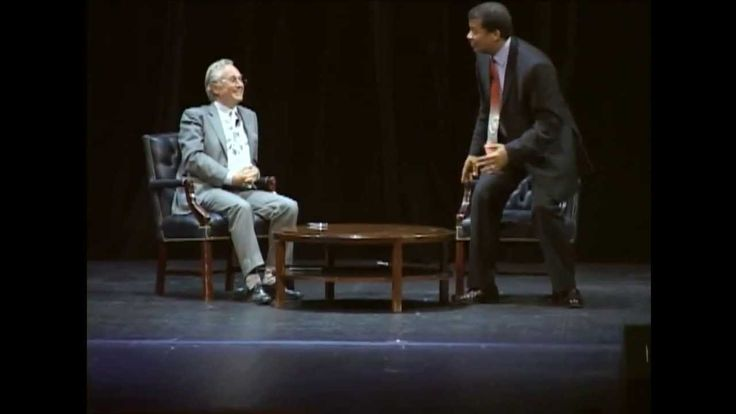 Neil Degrasse Tyson and Richard Dawkins: The Poetry of Science