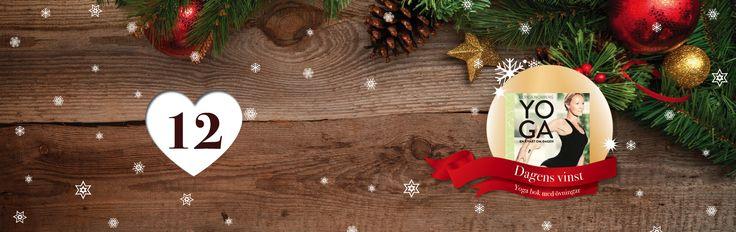 SpaDreams julkalender – #tävling    Dagens vinst är en yoga bok med övningar som gör dig stark!  💝 🌟 🎁 *** HUR GÖR DU FÖR ATT DELTA? *** 🎁 🌟 💝  🎅: Räkna antalet pepparkakor på dagens temasida https://www.spadreams.se/yog-pa-bali/   🎅: Fyll i ditt svar på julkalenderns hemsida:    🎅: Glöm inte att komma tillbaka imorgon för att tävla om nästa vinst  #julkalender2016 #tävling #jul #follow #julklappar #yoga
