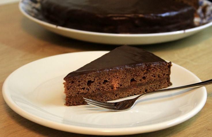 Viedenská špecialita: Sacherova torta - KAMzaKRÁSOU.sk