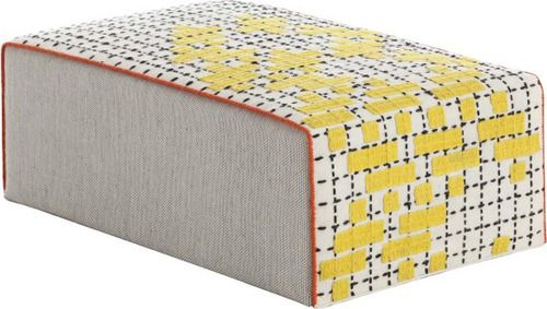 'Bandas Big Pouf C by Gandia Blasco. @2Modern'