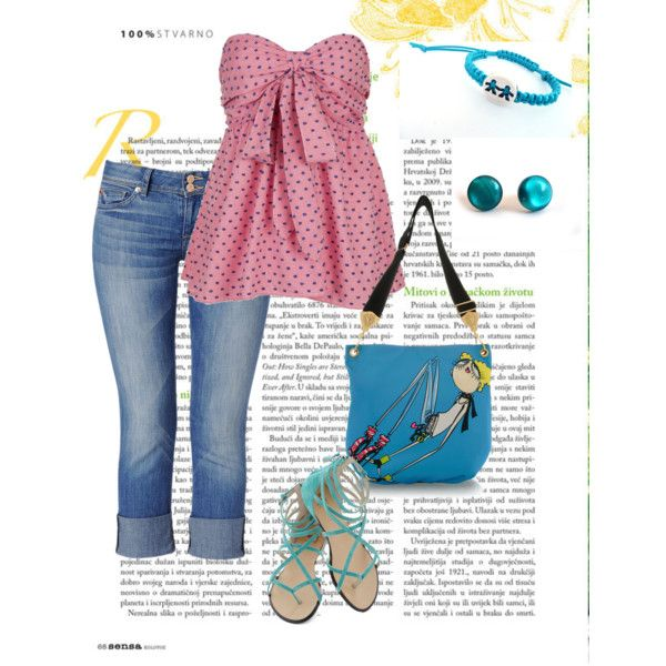 """""""Summer Fun"""" by efzin on Polyvore"""