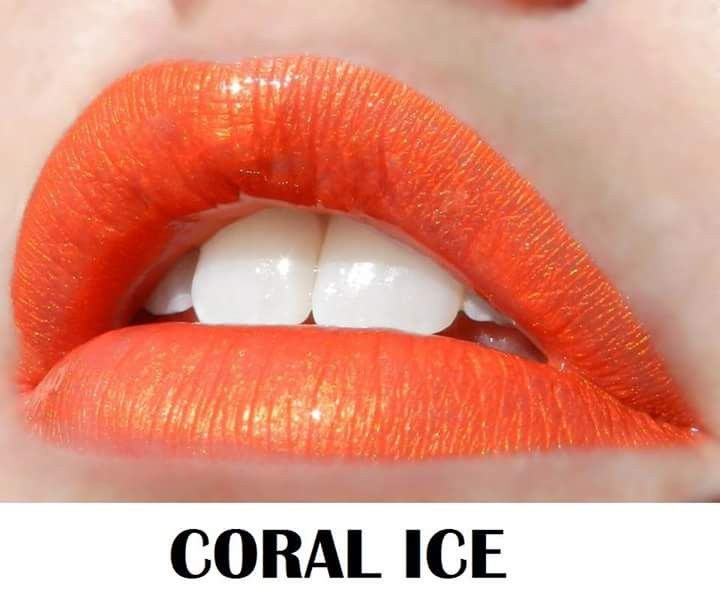 CORAL ICE Lipsense. Looking for the best liquid lipstick on the ...