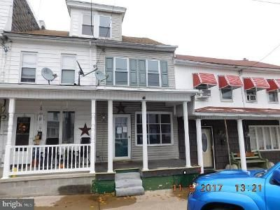 Cheap $4,000 property for sale located at  S Walnut St Mount Carmel, PA 17851, Mount Carmel, PA 17851, Northumberland County, 3 Beds, 1 Baths