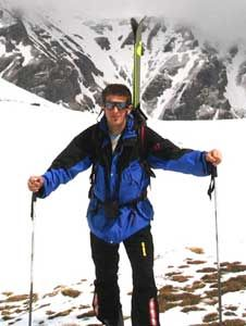 Meet Marius, one of our professional authorized guides and ski instructors.