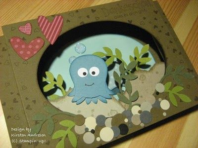 Kirstens Stempelkiste: Stampin' Up! Owl Punch Octopus