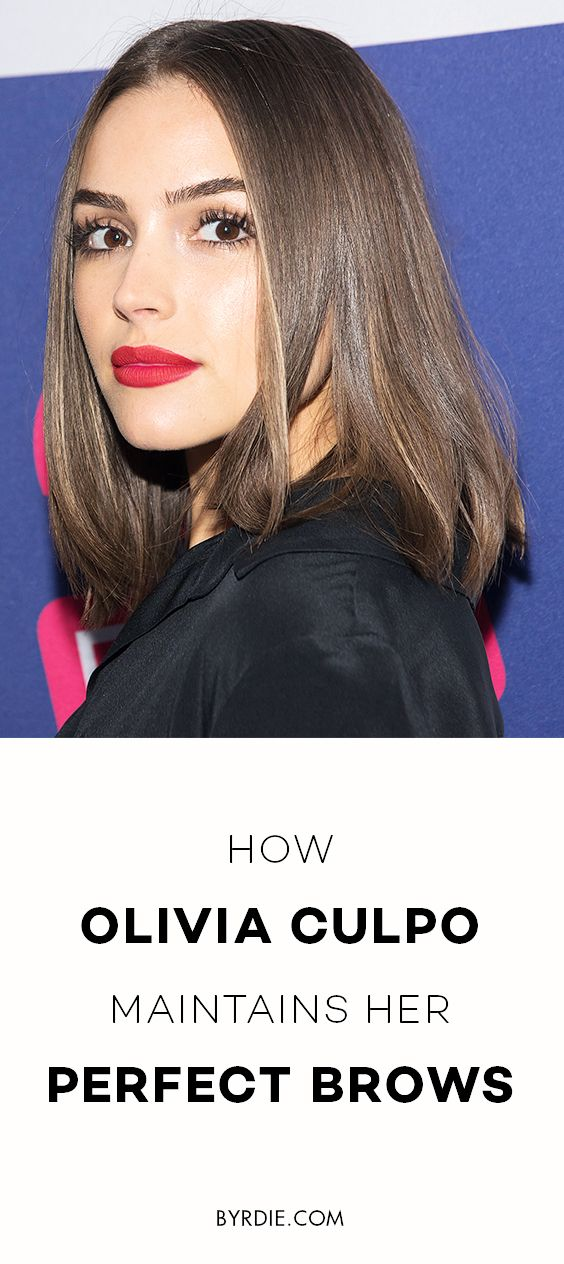How to get brows like Olivia Culpo