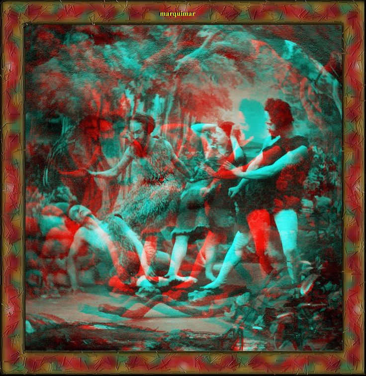 74 best images about 3D Anaglifos - Anaglyphs on Pinterest