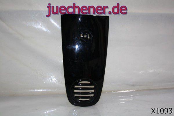 Vespa ET2 ET4 Kaskade schwarz Verkleidung vorne Frontverkleidung