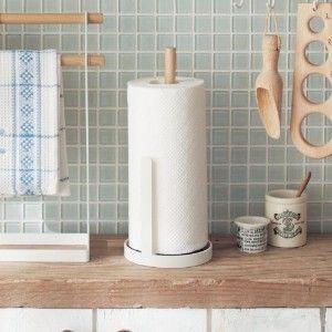 すっきり シンク周り シンク扉取り付け収納 ディズニー スチールと木を組み合わせた清楚な雰囲気のキッチンシリーズ。優しい木の表情が無機質になりがちなキッチン空間に温もりを添えるキッチンペーパースタンド。