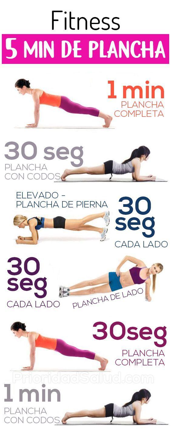 5 minutes de fers, exercices abdominaux pour vous mettre en forme – #abdominaux …